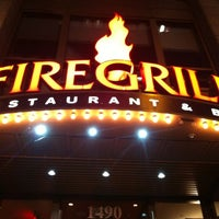 Photo taken at Firegrill by Andrew on 8/5/2012