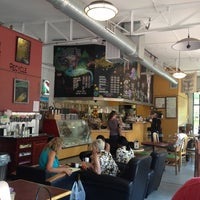 Photo taken at Sugar House Coffee by Al D. on 8/7/2012