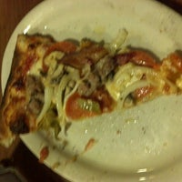 Photo taken at Modern Apizza by Mark on 7/2/2012