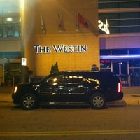 Photo taken at The Westin Memphis Beale Street by David B. on 5/8/2012