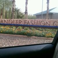 Photo taken at Chandler Fashion Center by Jessie C. on 2/9/2012