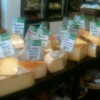 Photo taken at Chestnut Hill Cheese Shop by John T. on 7/9/2012