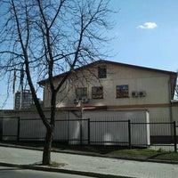 Photo taken at Посольство ФP Німеччина / Botschaft der Bundesrepublik Deutschland by Виталий W. on 3/24/2012