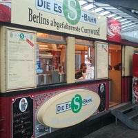 Photo taken at EsS-Bahn by Patrick B. on 4/11/2012