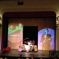 Photo taken at The Palace Theatre by Anissa G. on 6/2/2012