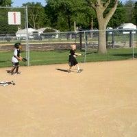 Photo taken at Elmwood Park by Nikki A. on 5/10/2012
