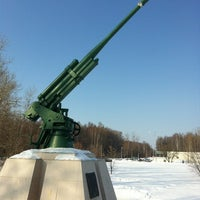 Foto diambil di Памятник 347 Зенитно-артилейскому Полку oleh Роман Г. pada 3/9/2012