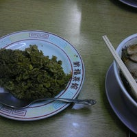 Photo taken at 新福菜館 府立医大前店 by halo t. on 5/21/2012