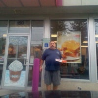 Photo taken at Dunkin Donuts by Nancy A. K. on 8/14/2012