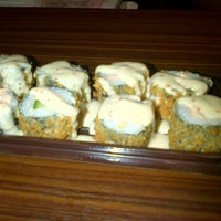 Photo taken at Sushi Box by Bowie D. on 6/17/2012