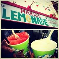 Photo taken at Mario's Italian Lemonade by Cilla M. on 6/30/2012