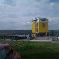 Photo taken at Amazon FRA 3 by Stefan T. on 7/4/2012