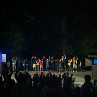 Photo taken at op camp night program by danielle c. on 6/21/2012