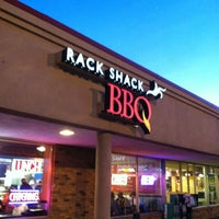 Photo taken at Rack Shack BBQ by Erin A. on 2/19/2012