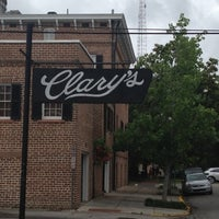 Photo taken at Clary's Cafe by Jon H. on 6/10/2012