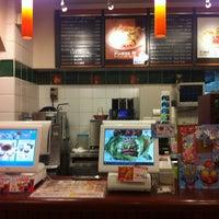 Photo taken at MOS Burger by sassy802 ⁽. on 8/9/2012
