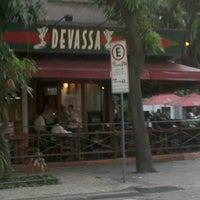 Photo taken at Cervejaria Devassa by Tony A. on 2/25/2012