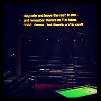 Photo taken at Bush Theatre by Muzz on 3/15/2012