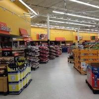 Photo taken at Walmart Supercenter by Ghadeer on 8/12/2012