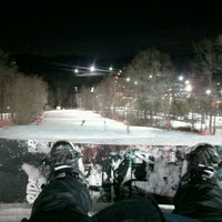 Photo taken at Bear Creek Mountain Resort and Conference Center by RDH on 2/10/2012
