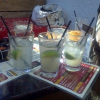 Photo taken at Machete Tequila + Tacos by Ariana B. on 3/13/2012