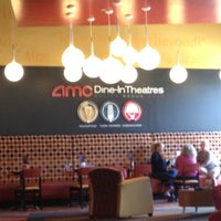 Photo taken at AMC Dine-in Theatres Essex Green 9 by JC L. on 5/6/2012