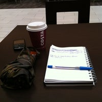 Photo taken at Costa Coffee by Francesco P. on 4/18/2012