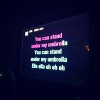 Photo taken at Radio Star Karaoke by Mark H. on 4/5/2012