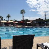 Photo taken at Arizona Country Club by Alexandra G. on 9/1/2012