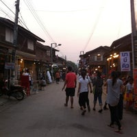 Photo taken at Chiang Khan District by Patcharapol P. on 3/3/2012