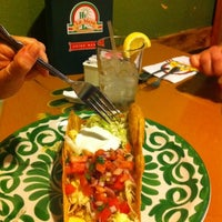 Photo taken at La Mesa Mexican Restaurant by Jane H. on 4/15/2012