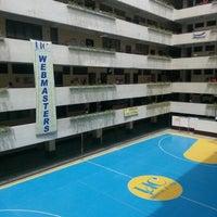 Photo taken at University of Cebu - Banilad Campus by Clifford E. on 9/13/2012