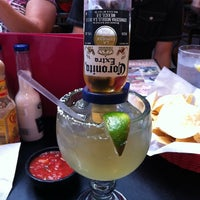 Photo taken at Don Pablo's Mexican Kitchen by Sarah B. on 7/21/2012