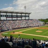 Photo taken at George M Steinbrenner Field by Scot C @. on 3/7/2012
