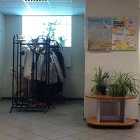 Photo taken at JEWISH COMMUNITY OF ESTONIA by Viktoria T. on 5/27/2012