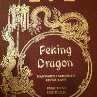 Photo taken at Peking Dragon by 😜 Heather S. on 7/23/2012