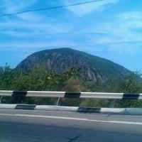 Photo taken at Медведь-гора by Daniil P. on 8/11/2012