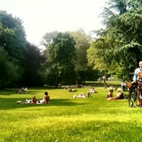 Photo taken at Stadspark by Shahed K. on 5/23/2012