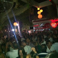 Photo taken at Küba Restaurant & Lounge Bar by poLaT on 7/21/2012