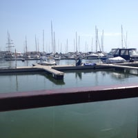 Photo taken at Maritimo Lounge by Maf F. on 7/4/2012