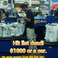 Photo taken at Walmart Supercenter by Brian D. on 9/12/2012