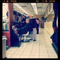 Photo taken at Pro haircutters by ⚔️Dustin Guzman⚔️ on 5/8/2012