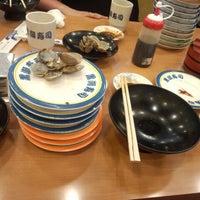 Photo taken at 黒潮寿司 串本店 by Hiro K. on 7/15/2012