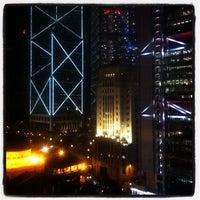 Photo taken at Mandarin Oriental, Hong Kong 香港文華東方酒店 by Adelle I. on 3/12/2012