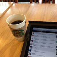 Photo taken at Starbucks by Indy D. on 6/4/2012