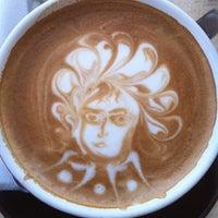 Photo taken at Tradiciones Latte Art Café by Ivana L. on 5/7/2012