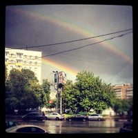 Снимок сделан в Преображенская площадь пользователем D1AMOND Е. 6/7/2012
