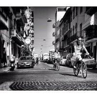 Photo taken at Corso di San Benedetto by Alessio C. on 5/2/2012