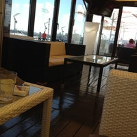 Photo taken at Maritimo Lounge by Lidia B. on 5/1/2012