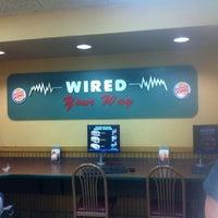 Photo taken at Burger King by Dan T. on 3/12/2012